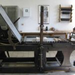 Il torchio litografico – Unicità delle stampe riprodotte