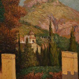 Taormina, Chiesa di San Pancrazio – Celestino Penna