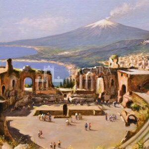 Teatro Greco di Taormina – Mario Irace
