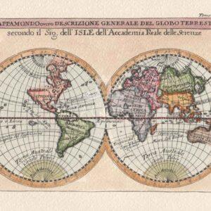 Mappamondo – Globo terrestre