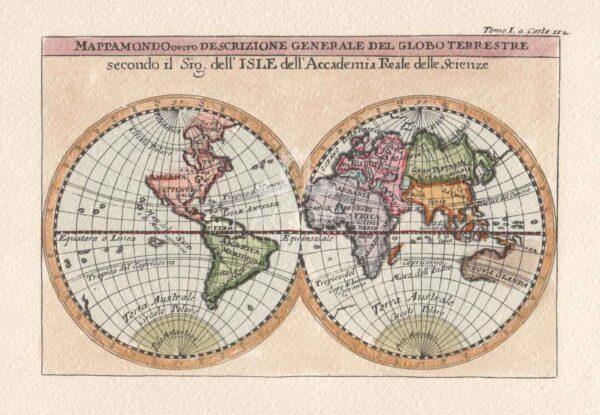 Mappamondo - Globo terrestre
