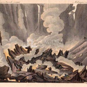 Etna, Il Cratere Bertuch 1799