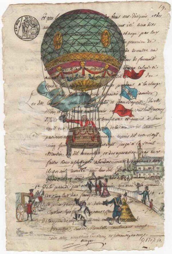 mongolfiere manoscritti 2