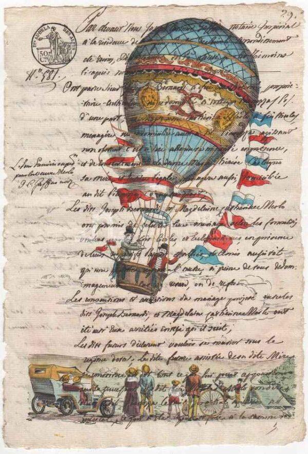 mongolfiere manoscritti 3