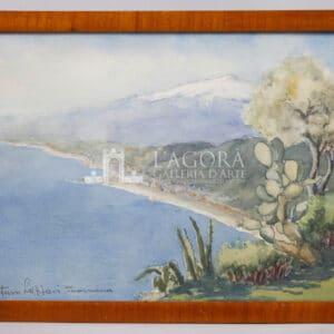 Greek Theatre of Taormina, by Anne Petersen
