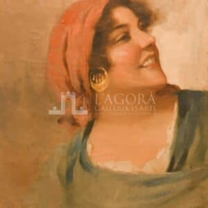 Le Gitane di Eduardo Forlenza fine 1800