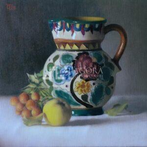 Brocca con frutta – Liliana Totaro