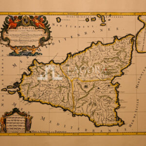 Mappa Sicilia Jalliot