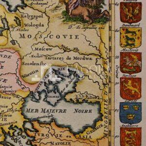 De LaFeuille Map of Europe