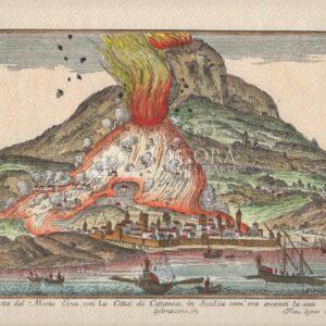 Etna eruzione 1669 (repro)