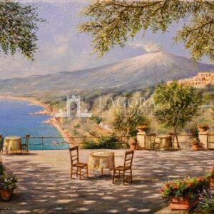 Etna da Taormina, Mario Irace
