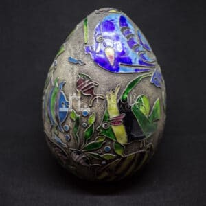 Russian Egg with fish