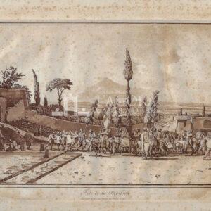 Festa della Mietitura, Jean Houël