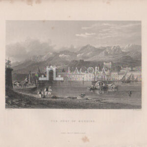 The Port of Messina, Leitch