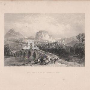Vedute della Calabria, Leitch