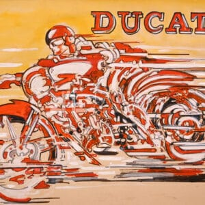 Ducati – Giuseppe Bacci